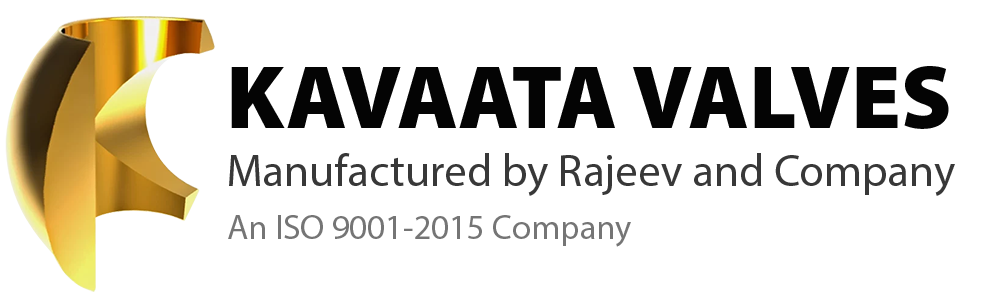 Kavaata Valves - Ball Valves manufactured in India by Rajeev and Company